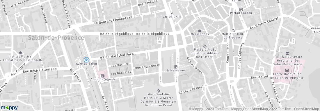 Agence pompes funebres pop 2 all libert 13300 salon de for 13300 salon de provence mappy