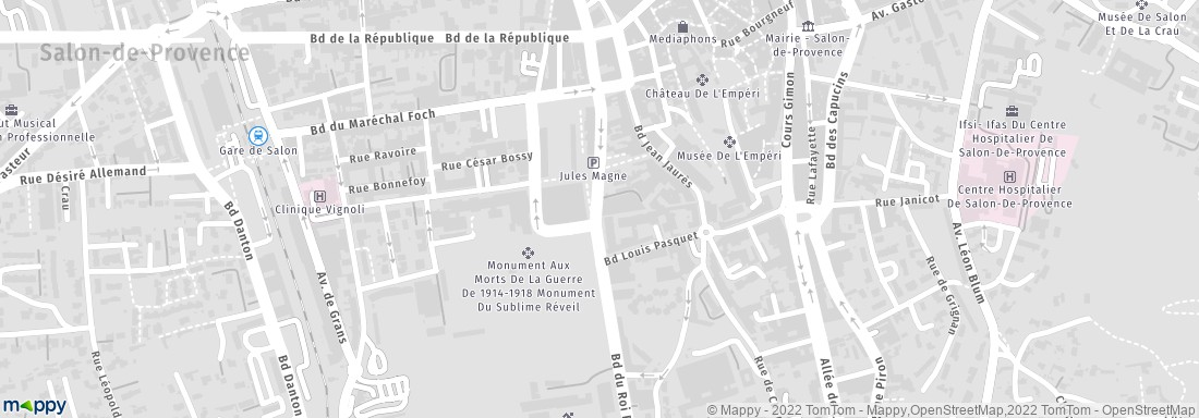 Proman salon de provence adresse horaires - Ras interim salon de provence ...