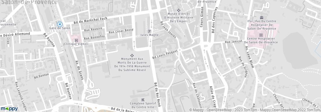 Naturhouse 110 bd louis pasquet 13300 salon de provence for 13300 salon de provence mappy