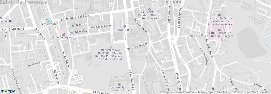 Altaem immo 100 bd louis pasquet 13300 salon de provence for 13300 salon de provence mappy