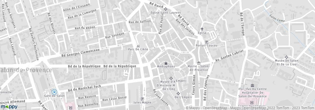 Pharmacie du progres 72 cours carnot 13300 salon de for 13300 salon de provence mappy