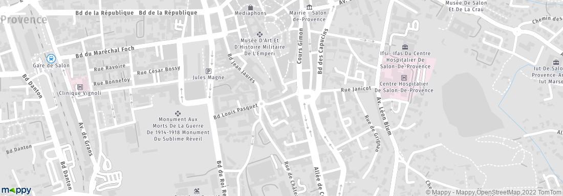 Immobiliere de la republique salon de provence adresse for Weldom salon de provence horaire