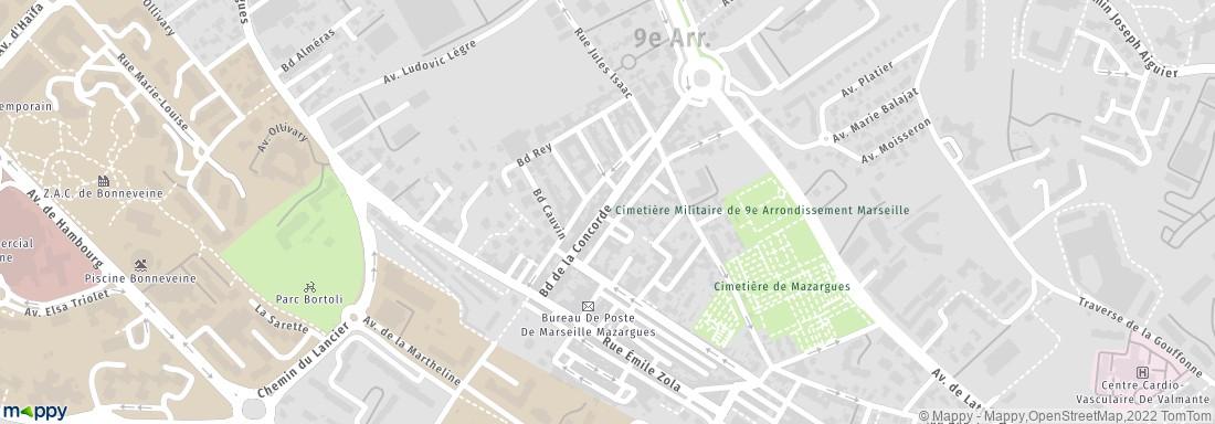 Vétérinaires De Mazargues Marseille - Vétérinaire (adresse
