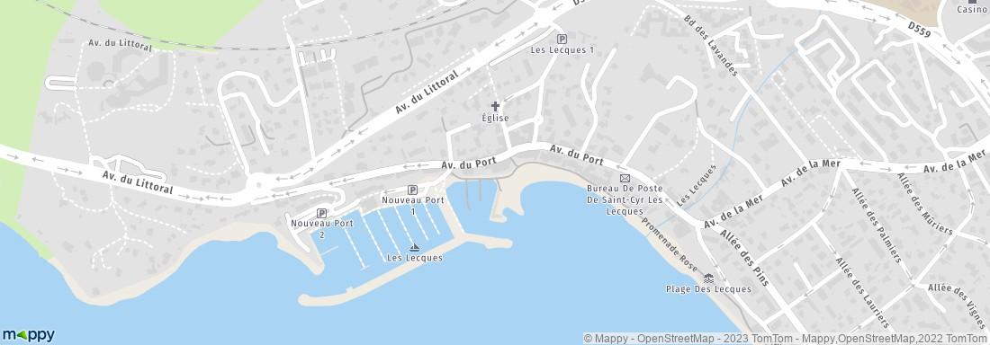 Office de tourisme saint cyr sur mer adresse horaires - Office du tourisme saint cyr sur mer ...