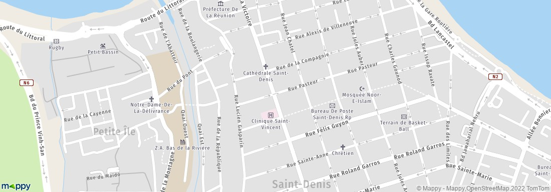 Chambre De Commerce Et D 39 Industrie Saint Denis Adresse