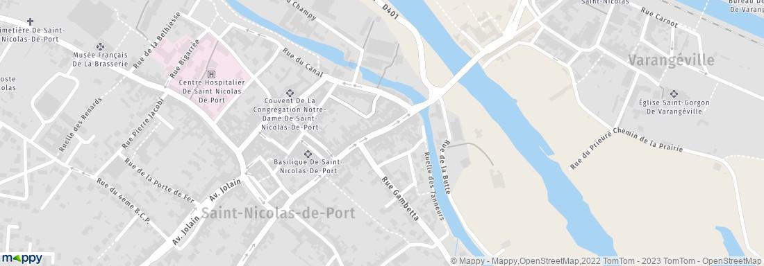 Pompes Funbres Guidon Saint Nicolas De Port Adresse