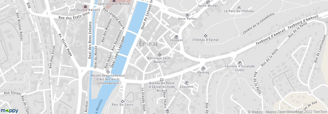 Imaj immobilier epinal agence immobili re adresse for Agence immobiliere epinal