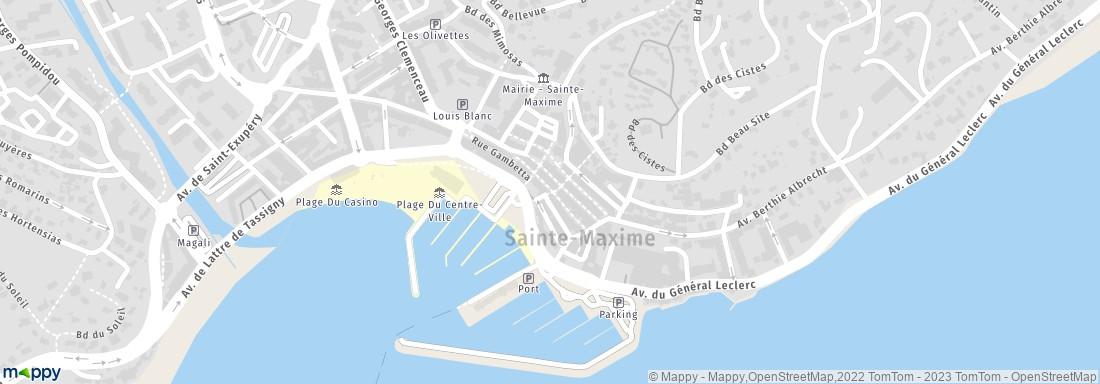 Caf de france sainte maxime restaurant adresse - Cafe de france sainte maxime ...