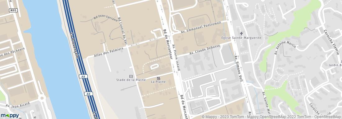 nice 207 bd mercantour 06200 nice adresse horaires. Black Bedroom Furniture Sets. Home Design Ideas