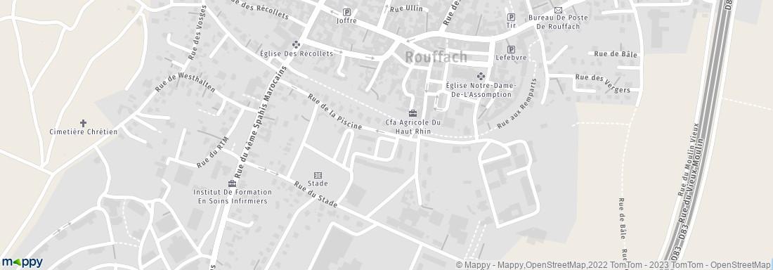 Communaut de communes pays de rouffac rouffach adresse for Piscine rouffach