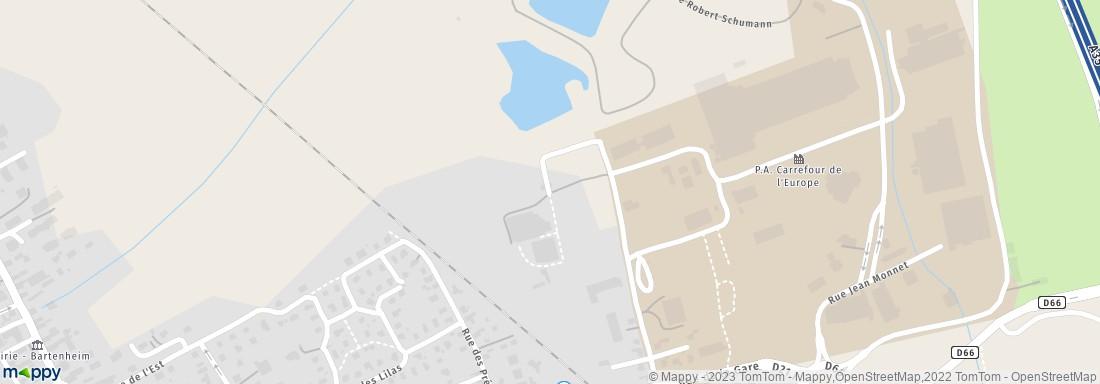 Mairie de Bartenheim Bartenheim (adresse)