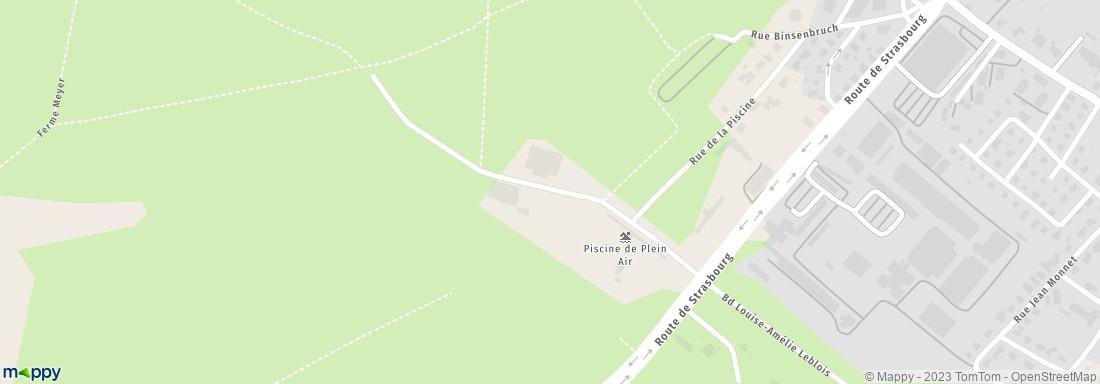 Mairie et services de la ville haguenau adresse horaires for Piscine haguenau horaires