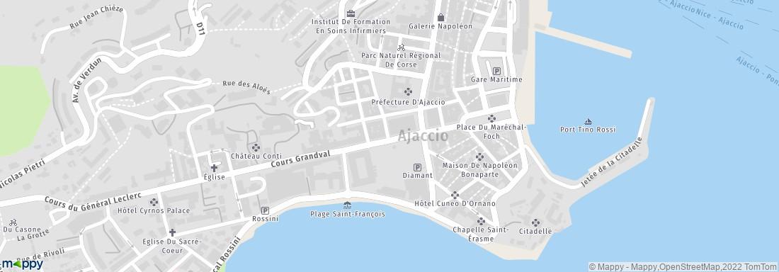 Lods transaction ajaccio agence immobili re adresse for Agence immobiliere ajaccio