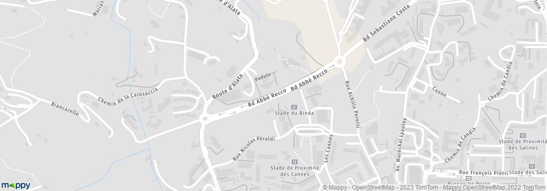 Location Eleclerc Bd Abbé Recco 20090 Ajaccio Location De