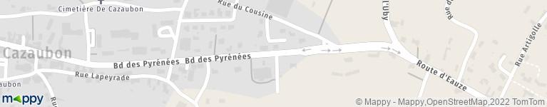 Gamm Vert Gascovert Cazaubon - Jardinerie (adresse)