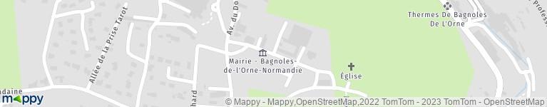 Bagnoles De L'orne Tourisme Bagnoles de l'Orne Normandie