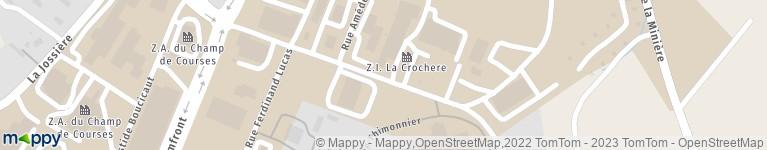 736bb298a36b45 France Express, r Thimonnier, 61100 Flers - Transport express ...