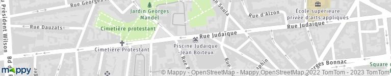Piscine Municipale Judaique Jean Boiteux Bordeaux Piscine Centre