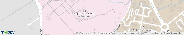 2b88068fd36 CHU Hôpitaux de Bordeaux Pessac - Hôpital (adresse