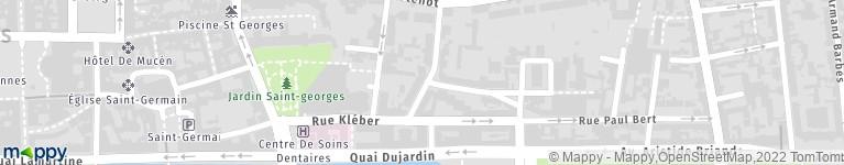Direction De Quartiers Centre Rennes Adresse Horaires