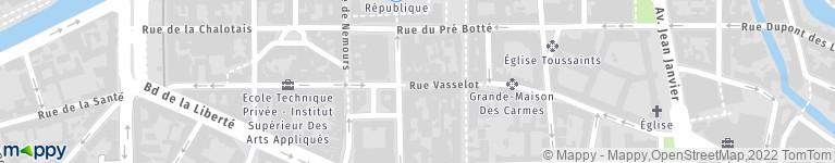 5f52c859d1cd9 Nos Petites Canailles Rennes - Opticien (adresse