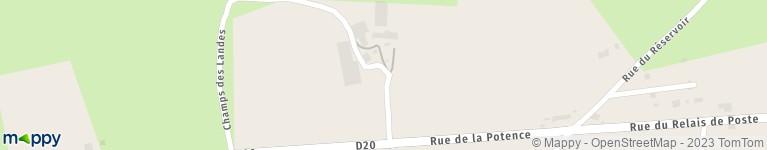Leclerc Allaire - Élevages de bovins (adresse)