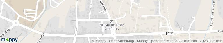 La Poste 5 B R Grèves 22120 Yffiniac Livraison De Colis Adresse