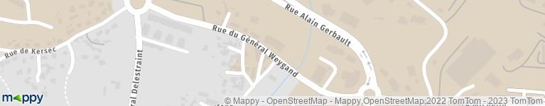 Carte Cezam Bretagne.Cezam Morbihan Vannes Association Culturelle Adresse