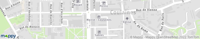 Mairie de Coulaines Coulaines (adresse, horaires)