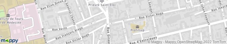 Caisse R S I Centre 199 R Victor Hugo 37000 Tours Adresse Horaires