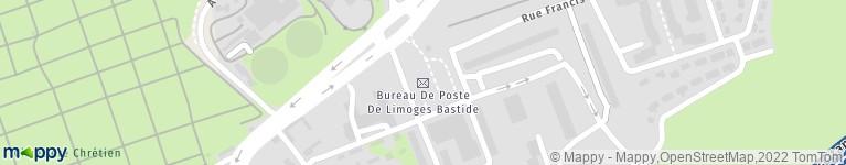 La Poste Limoges Livraison De Colis Adresse Avis