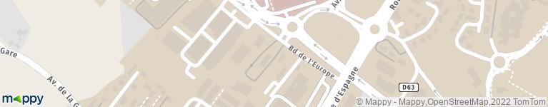 Carte Des Burger King Espagne.Burger King 7 Bd Europe 31120 Portet Sur Garonne Restaurant