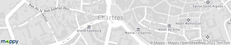 cff4467668ad96 Parking Q-park Coeur De Ville, pl Epars, 28000 Chartres - Parking ...