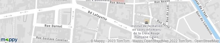 grande remise matériaux de haute qualité pas cher Bijouterie Damade - Bijouterie à Calais (adresse, horaires ...