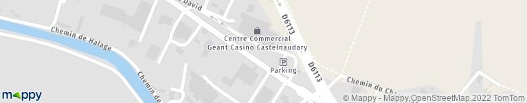 Geany Casino Castelnaudary