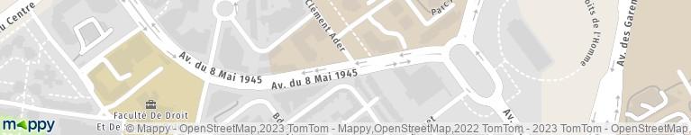 Pole Emploi Guyancourt 3 Av 8 Mai 1945 78280 Guyancourt Adresse