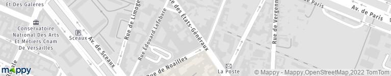 Le Logis Versaillais Versailles Hôtel Adresse