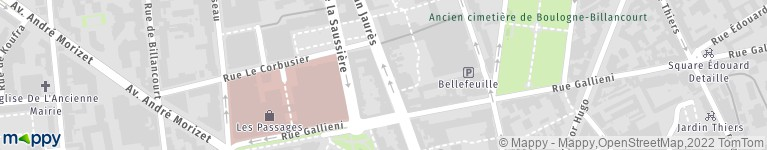 Antonelle, 116 bd Jean Jaurès, 92100 Boulogne Billancourt - Magasins ... c9e10a5d044