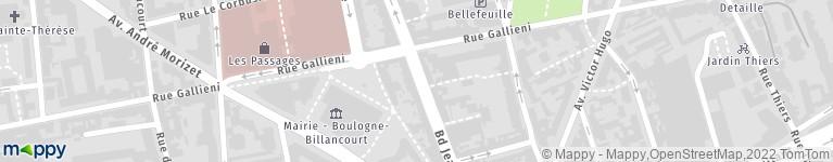 Boulogne Longue134 La Chaise Jean Bd Billancourt Jaurès92100 OkZuiPX