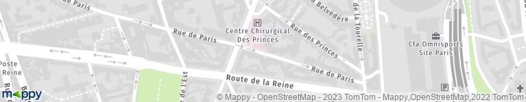 Centre Clinique de la porte de Saint Cloud Boulogne Billancourt ...