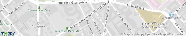 Noir Foncé Edition bonaparto Issy les Moulineaux
