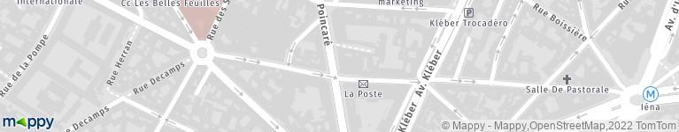 36e6afd59138a Magasins Office Depot Paris 16ème Trocadéro. Voir plus de coordonnées. Voir  le plan. Accès à la carte de