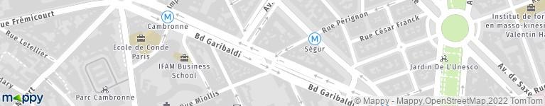Office Depot City Paris 15ème Garibaldi 35 Bd Garibaldi 75015