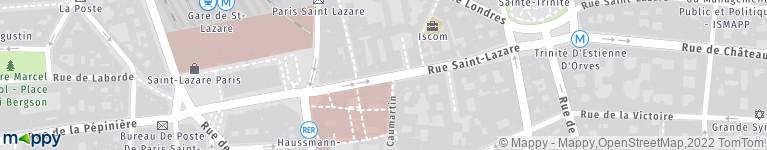 8336bad9fd Showroom Optical Paris, 92 r St Lazare, 75009 Paris - Opticien ...