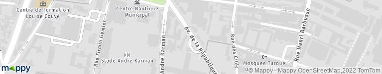 Coallia Aubervilliers Adresse