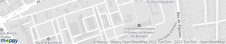 50% de réduction remise spéciale commercialisable Gîtes de France Bourges - Gîte (adresse)