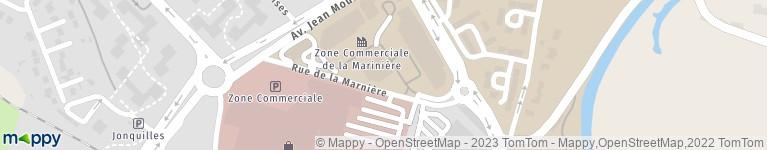 e59204a5ebbfd La Halle Chaussures et Maroquinerie, zac St Christophe, 91480 Quincy ...