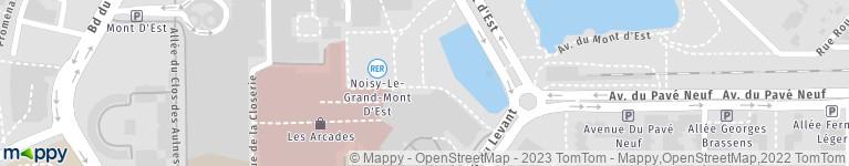Central Gym Noisy Le Grand Infrastructures De Sports Adresse