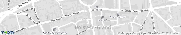 Bonnamy Sylvain Jacques Noisy Le Grand Mandataire Immobilier Adresse