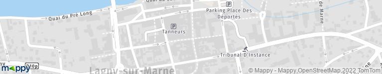 adab3dbff74b1d Optique Du Chemin De Fer Lagny sur Marne - Opticien (adresse)